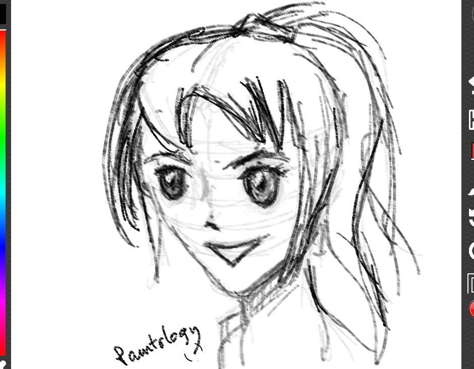 Draw a Manga Face – Part 3