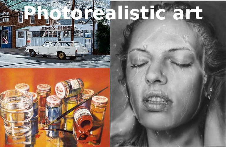 How to assess photorealistic drawings properly.