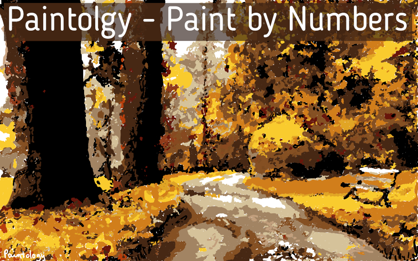 Paintology - Paint by Number - featured