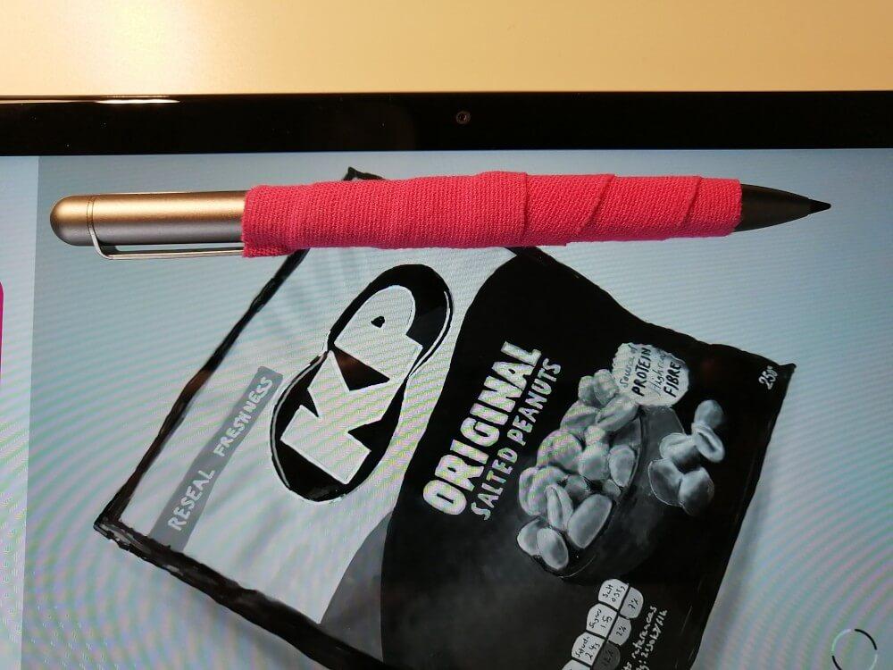 huawei pen wrap plaster