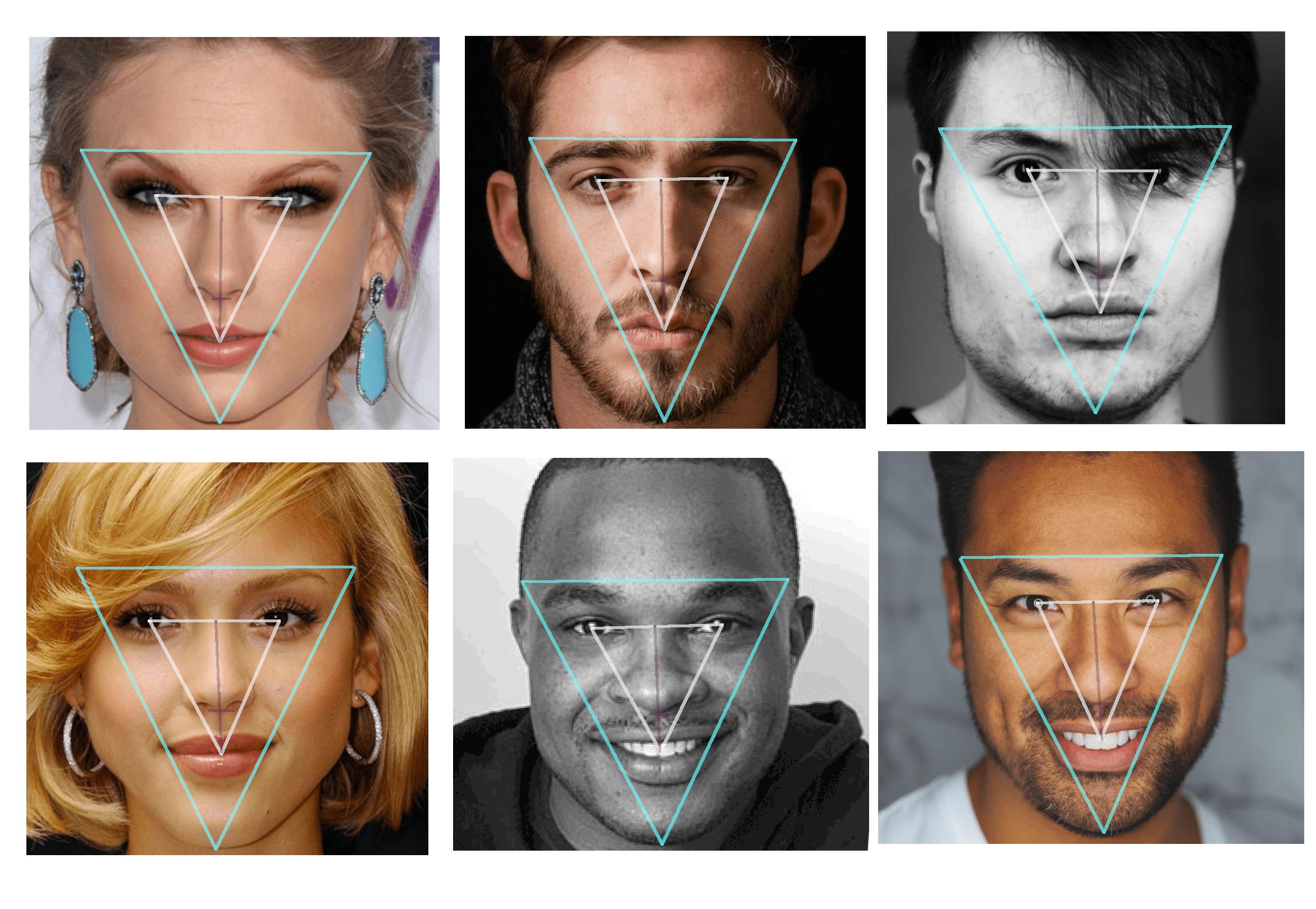 faces triangulation