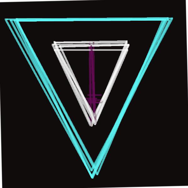 face triangulation deviation