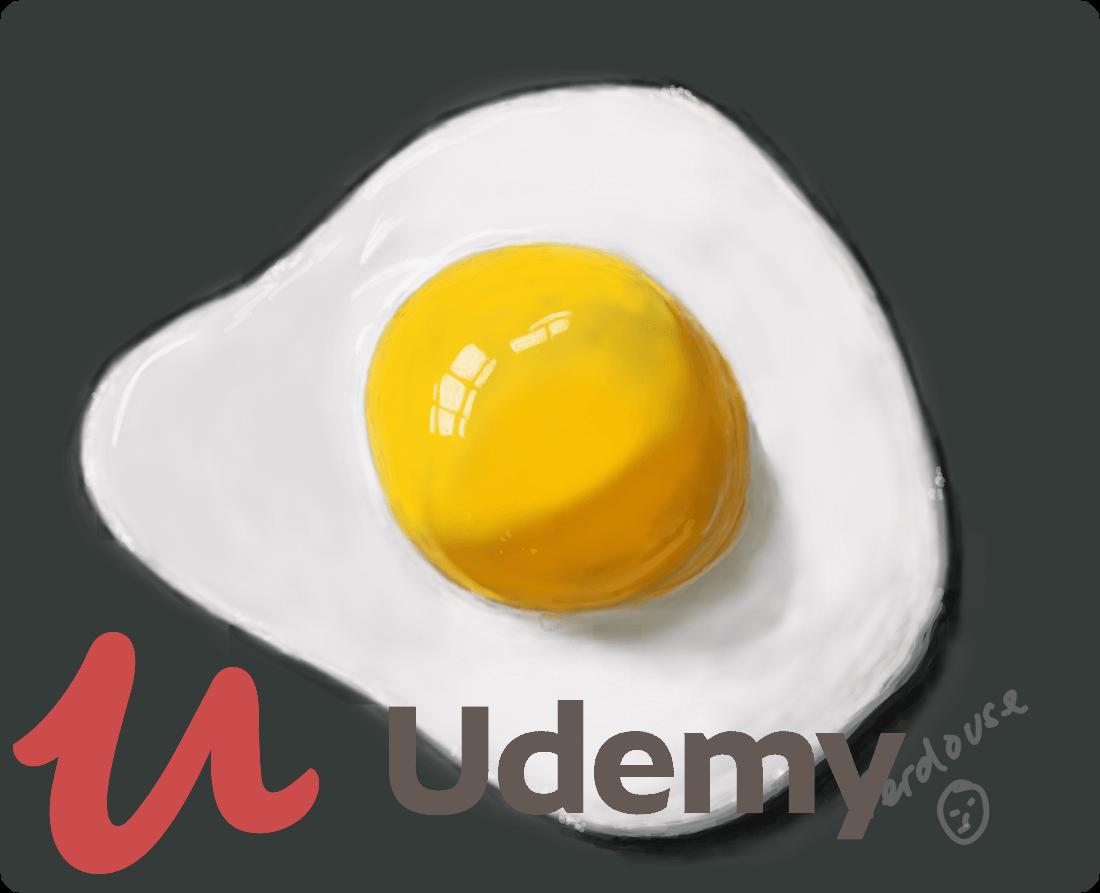udemy draw egg