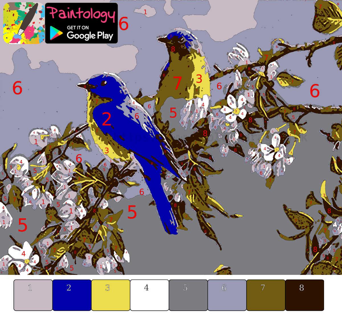 featured birds twigs tutorial