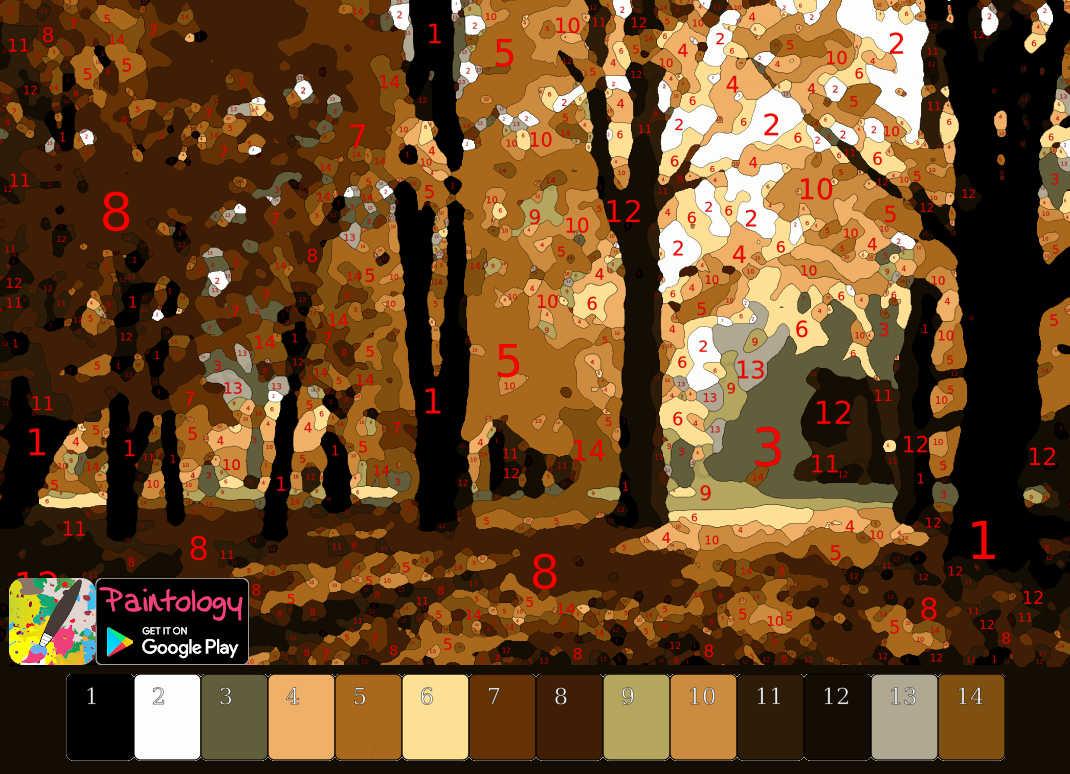 pbyno - featured woody scene