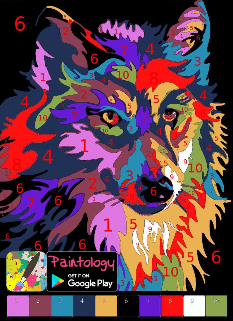 Draw a fox - PbyNo - featured