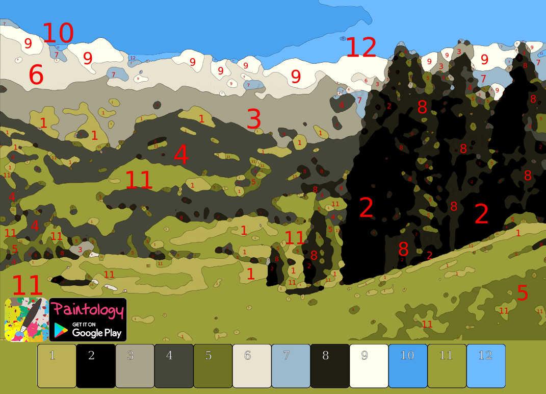 PbyNo - swiss landscape featured
