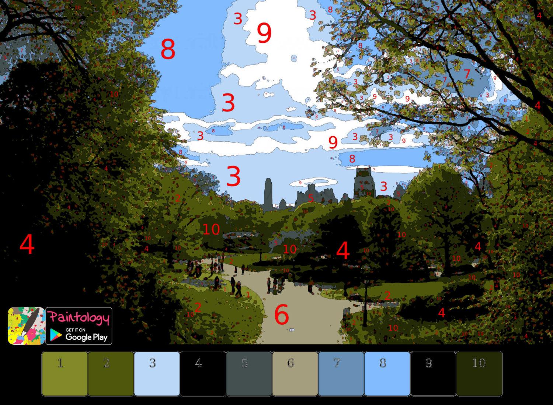 New York park - PbyNo - featured