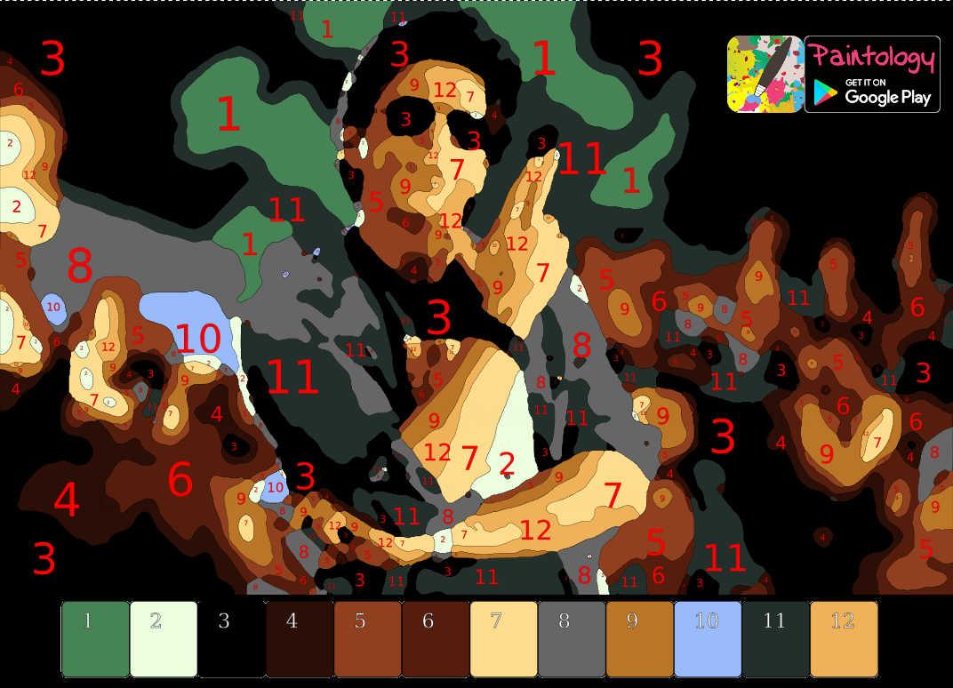 PbyNo - featured Shah Rukh Khan