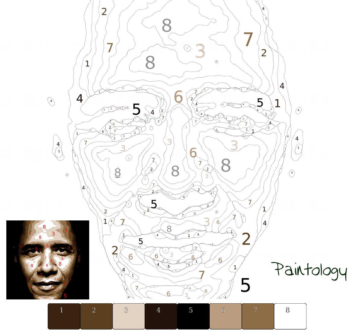 PbyNo Barack Obama - template