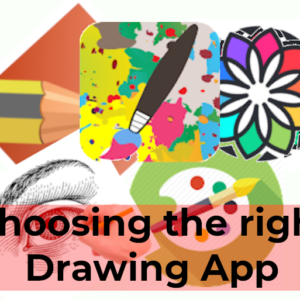 Choosing the right drawing app - featured